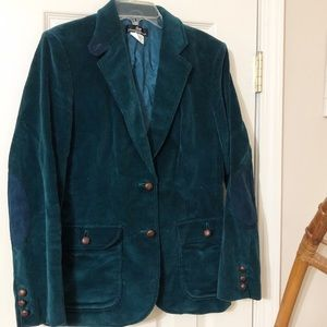 Jackets & Blazers - Corduroy jacket with navy elbow patch